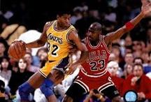 Leyendas del baloncesto / Imágenes para el recuerdo relacionadas con el mundo del baloncesto.