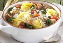 Souper  Soups / Soup- the ultimate  comfort  food   / by Debra-ann Jackson