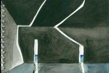 Architectural sketches / by Erik Schmitt
