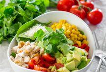 Veggies & Salads / by Belle Marfori