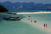 Places I'd Love to Visit - Krabi Phuket Hua Hin