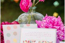 Style Photo Shoot - Lorax Inspired Wedding Shoot