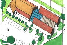 Een greep uit het werk architect henk van hooff / architectuur