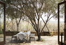 Greens Camp / Fall in love with the views, rolling hills and big skies and complete silence- except for the most amazing birdsong.  #safari #southafrica #perfecthideaways http://www.perfecthideaways.co.za/Details/Greens-Camp?Itemid=