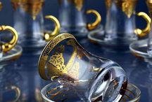 Turkish cups