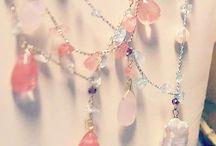 MY BIJOUX - necklaces - JU Bijoux / * shop online http://www.blomming.com/mm/JUJewels/items * become a fan on instagram e facebook #w.w.w.judesign.eu www.facebook.com/ju.jewels.design.italy   laraffa3@gmail.com