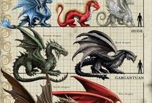 Dragons/Lohikäärmeet / Every kind of Dragon stuff, decorates, posters,...