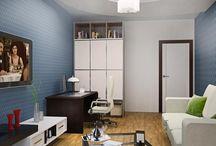 Дизайн квартиры Иванова 33а