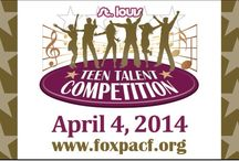 2014 STL Teen Talent Competition