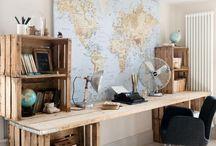 DECO / Idée de décoration pour chacune des pièces de la maison !