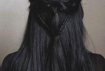 fekete hajak