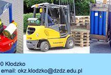 OKZ Kłodzko / OKZ Kłodzko- ul. Warty 6, 57-300 Kłodzko - tel. 74 867 71 60, email: okz.klodzko@dzdz.edu.pl - Kursy zawodowe i szkolenia - DZDZ Kursy i Szkolenia