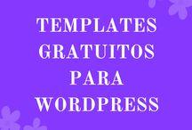 Templates gratuitos para Wordpress