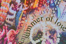 bohemian summer of love / by Robin Macaulay-Corley