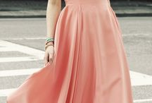 Inspiration ~ Dresses // Skirts