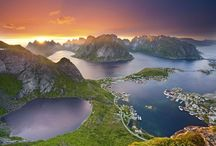 Marvelous Norway: the magic colors of the Lofoten islands