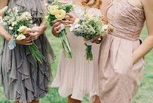 Bridesmaids formals