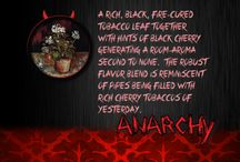 Anarchy / A rich, black Cavendish tobacco leaf together with a generous amount of Sweet Cherry which will generate a room-aroma second to none.   If you are looking for the latest vapes and related products, Big Cloud Vapor Bar is at your service. We invite you to elevate your vaping experience by choosing the finest quality e-liquids besides top notch E Cigarettes at our store & online.  =============  Big Cloud Vapor Bar 4927 Kingsway,  Burnaby, BC  V5H 2E5 604-428-8273 http://bigcloudvaporbar.ca