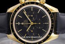 """Omega Speedmaster / Risale al 1892 la creazione del primo orologio da polso """"first minute-repeater"""" e a otto anni dopo il primo orologio prodotto industrialmente sotto il marchio """"Omega"""" durante la guerra Boera..."""