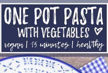 vegie meals/one pot meals