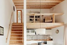 Tiny house and Interior