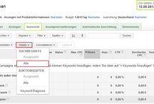Product Listing Ads - AdWords Interface