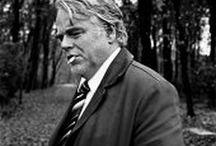 Anton Corbijn - Philip Seymour Hoffman / Dutch Photographer