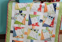 sasha's wedding quilt ideas / by Ina