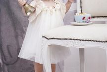 Styled by Alexandros - Girls Collection / Christening Gowns/ Dresses & Baptism Dresses