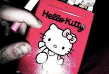 hello kitty / by Jessica Morrison
