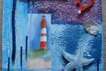 Inspiratie voor schilderen / Inspiratie opdoen