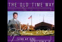 Pastor Tommy Bates / Pastor Tommy Bates / by Rosie Hale
