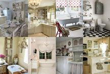 5 rules of Shabby Chic decor