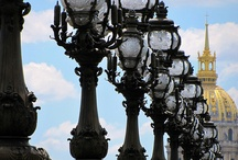 Lamp Posts / by Andrea Gold