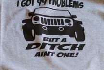 Dave Sinclair Jeep / Cool Jeep Stuff to buy