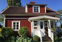 Ferienhaus Schweden / Schöne Ferienhäuser in Schweden am See, Schwedische Häuser, Schwedenhäuser