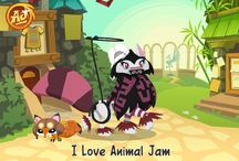 Animal jam / Animal Jam is a game btw and I think its the best game in the world! :3