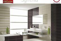 Színek: FEHÉR & FEKETE fürdőszobák / FEHÉR és fekete Álomfürdőszobák