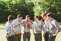 Wedding! - Bridesmaids and groomsmen