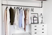 clothes & shoes storage