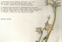 poems / by Bailey Bennich