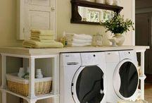Wäsche Haushaltraum