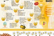The health benefits of natural honey