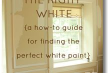 Decorating tips / by Maureen Pratt