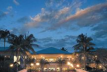 The Fairmont Orchid Hawaii / White-sand beach Part of the green Mauna Lani oasis, this ocean-front resort occupies 32 acres with its own white-sand beach and 36 holes of championship golf.