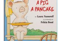 Daycare- Pancakes!  / by Christi Johnson
