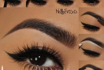 MAKE UP -sopracciglia - brow