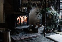 Rustic indoor