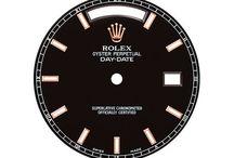 ROLEX 118235 DIAL