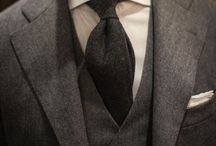 Suits / by Mark Friesen
